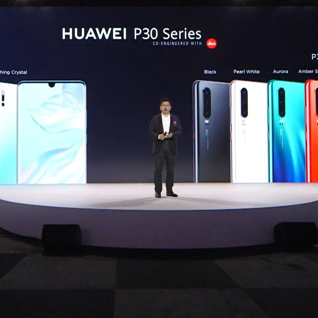 Resmi Dirilis, Ini Harga Huawei P30 dan P30 Pro