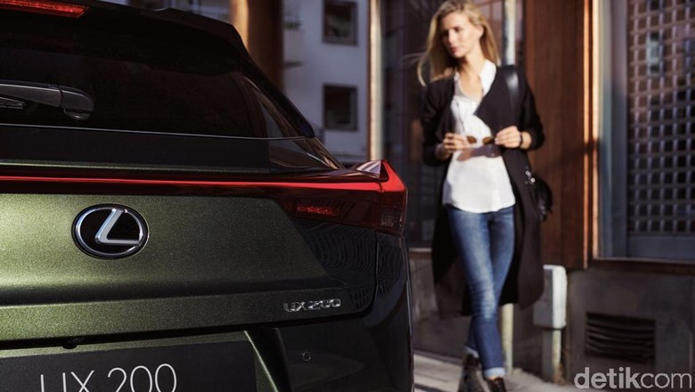 Lexus UX Foto: Lexus