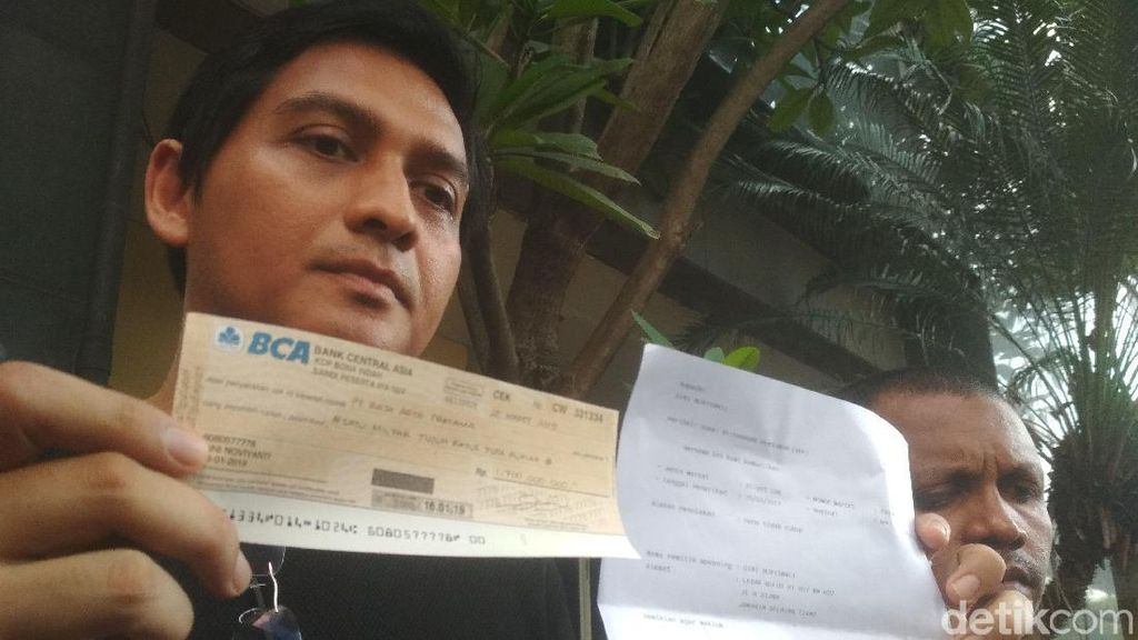 Ngaku Rugi Rp 8 Miliar, Lucky Hakim Lanjutkan Kasus Penipuan