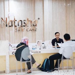 Review Facial Jerawat Natasha Skin Care, Mulai dari Rp 100 Ribuan