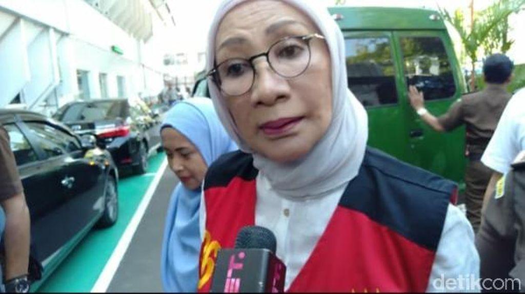 Ratna Sarumpaet Keluhkan Kondisi Rutan Polda Metro: Tak Ada Ventilasi