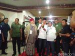 Didampingi Erick Thohir, Jokowi Tiba di Lhokseumawe untuk Kampanye