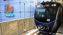 MRT Mulai Beroperasi Normal Hari Ini