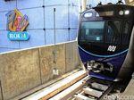 Aksi 22 Mei Rusuh, 3 Stasiun MRT Ditutup