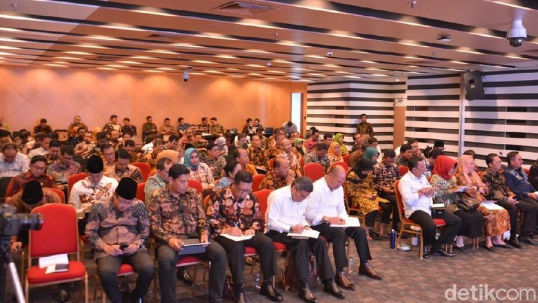 KPK Kuliahi 136 Perwakilan Daerah Agar Tak Terjerumus Korupsi