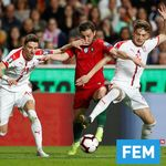 Kualifikasi Piala Eropa: Ronaldo Cedera, Portugal Diimbangi Serbia
