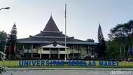UNS Jawab Ganjar soal Dugaan Pesta Wisuda Penyebab 25 Dokter Kena Corona