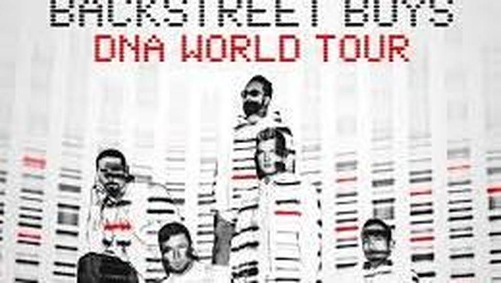 Setelah Boyzone dan Westlife, Backstreet Boys Bakal Konser di Jakarta