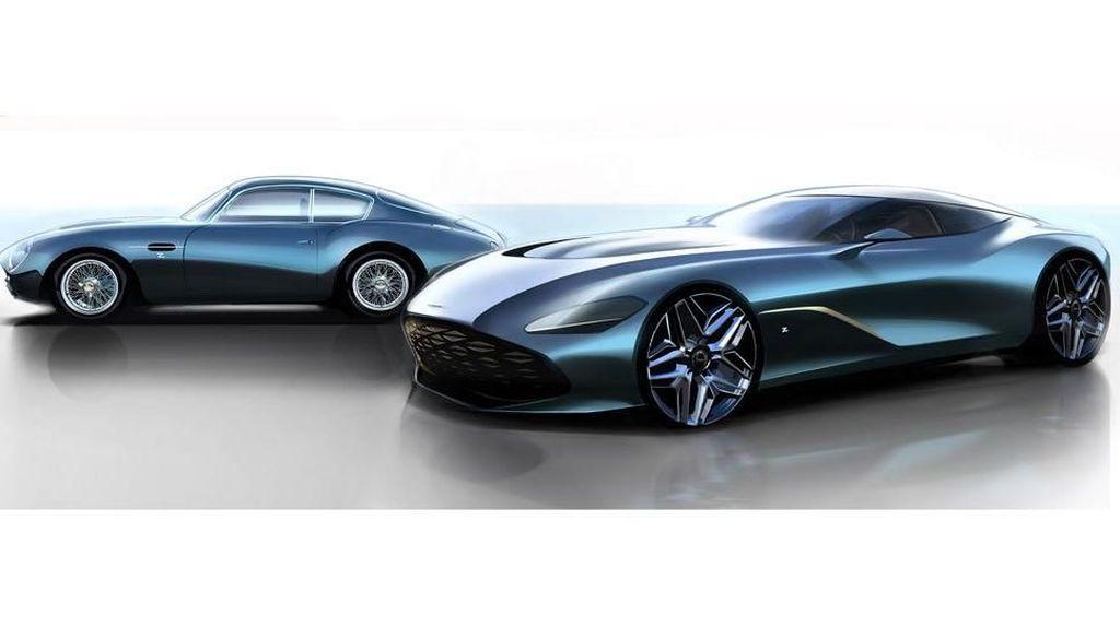 Sepasang Mobil Aston Martin Rp 112 Miliaran, Mau?