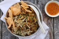 Pilihan Sarapan Kenyang Orang Kantoran, Nasi Uduk hingga Lonsay