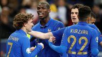 Hasil Lengkap Kualifikasi Piala Eropa 2020 dan Laga Ujicoba Malam Tadi