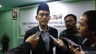 Pandangan MUI soal Muazin di Cuitan Jokowi