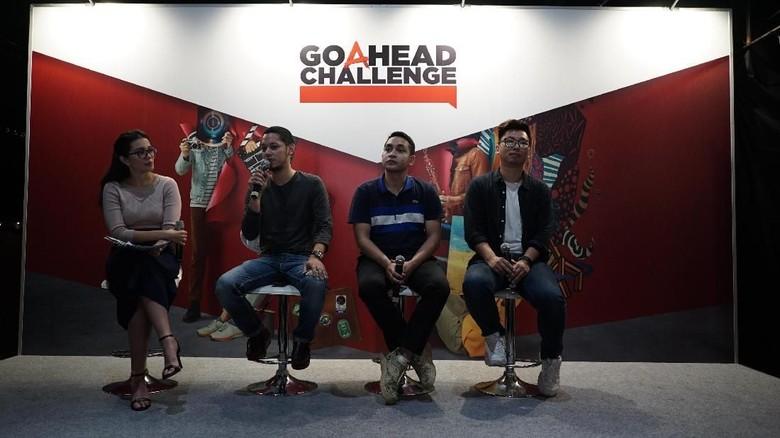 Foto: Go Ahead Challenge