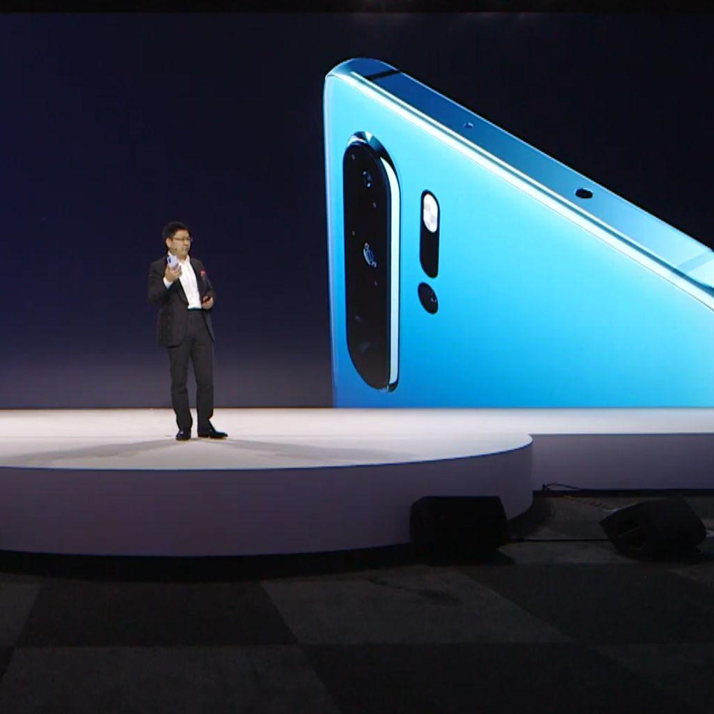 Huawei P30 dan P30 Pro Resmi Dirilis di Paris