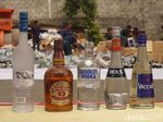 56.644 Botol Miras dari Singapura Senilai Rp 4 Miliar Dimusnahkan