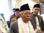 MUI Haramkan Golput, Maruf Amin: Itu Sudah dari 2014