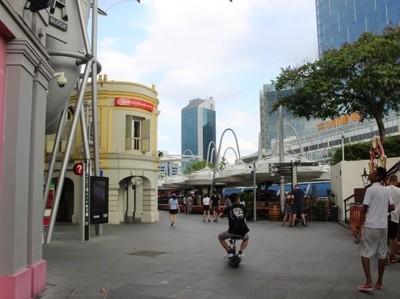 Foto: Wisata Gratis di Singapura
