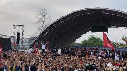 Jokowi Capres Pertama yang Kampanye Akbar di Dumai Riau