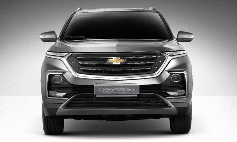 Chevrolet Captiva 2019. Foto: Istimewa