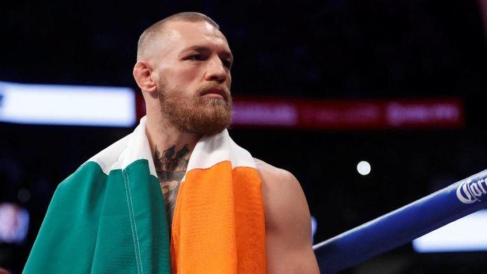 Conor McGregor lebih memilih bertarung menghadapi Jorge Masvidal ketimbang Kamaru Usman (Foto: Reuters)