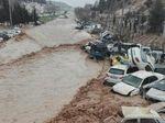 Video Iran Diterpa Banjir Bandang yang Tewaskan 19 Orang