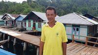Ceria Tanpa Ponsel Pintar di Pulau Bajo, Halmahera Selatan