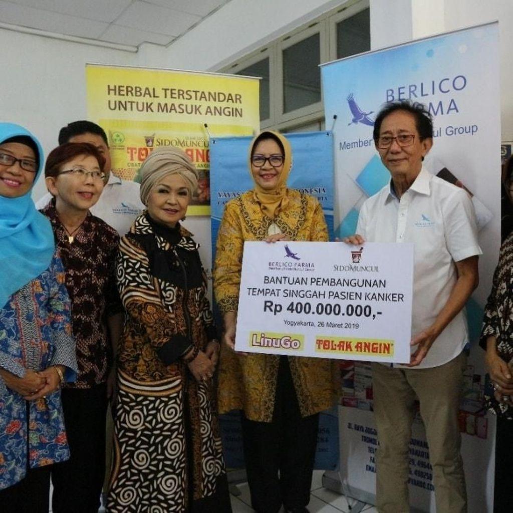 Curhat Penderita Kanker soal Rumah Singgah yang Akhirnya Diperluas