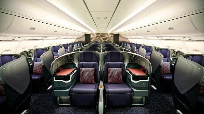 Maskapai asal Singapura, Singapore Airlines berhasil menduduki posisi juara (dok Singapore Airlines)