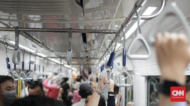 Bus Pengumpan Disiapkan dari Lokasi Parkir ke Stasiun MRT