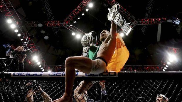 Usai kalahkan Eddie Alvarez, Conor McGregor justru menelan dua kekalahan beruntun.