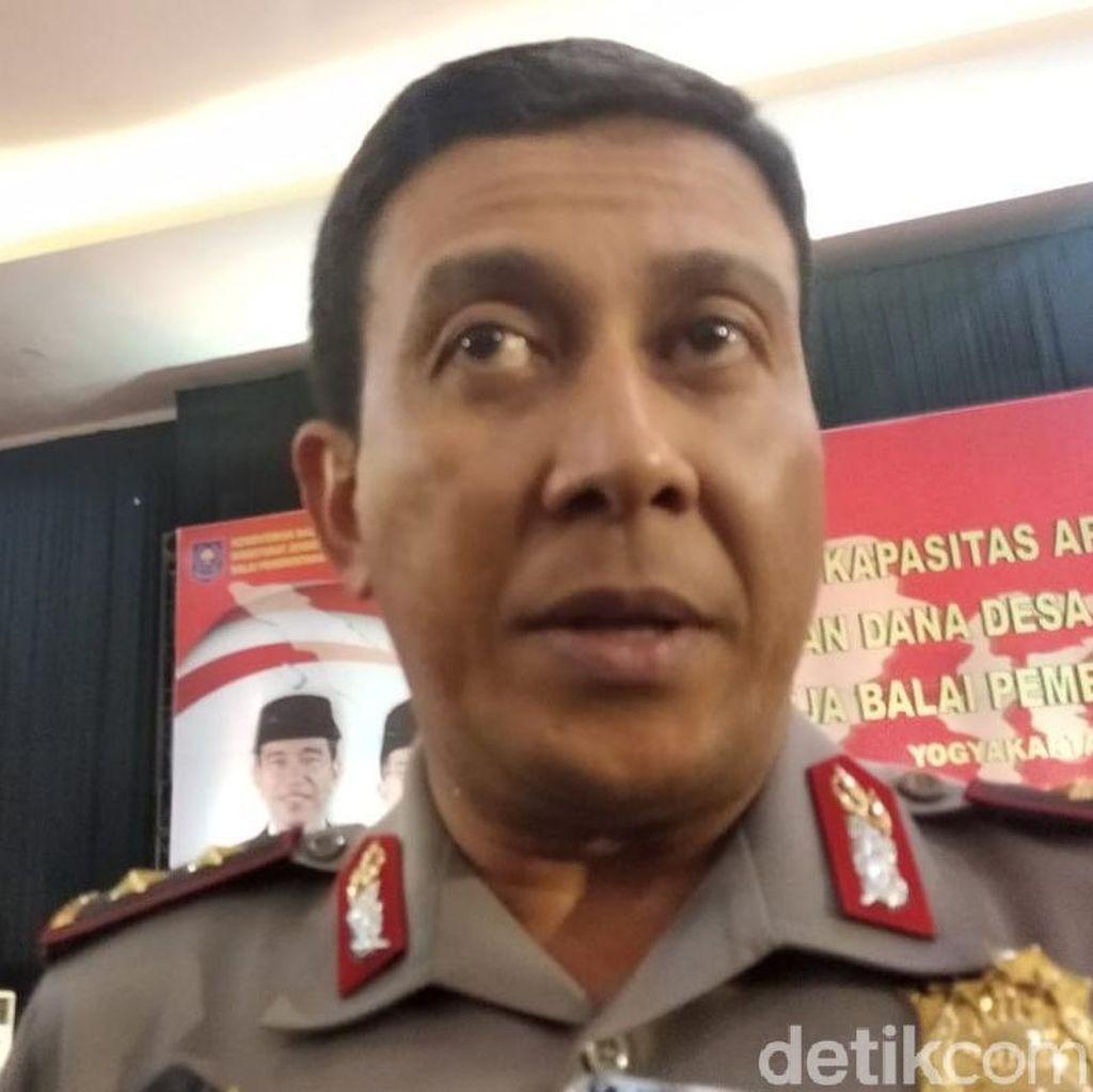 Polisi Dalami 2 Aksi Teror yang Terjadi di DIY