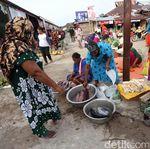 Menengok Sibuknya Pasar Kayoa di Halmahera Selatan