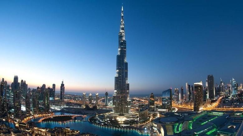 Foto: Ilustrasi Dubai (iStock) (iStock)