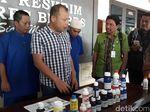 Polisi Amankan 1.031 Botol Pestisida Palsu di Brebes