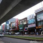 Curhat Pedagang: MRT Bikin Harga Sewa Ruko Melejit