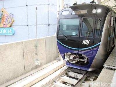 Adu Harga Tiket MRT di Asia Tenggara, Jakarta Paling Murah