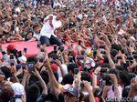Warga Dumai Membludak Saat Kampanye, Jokowi Yakin Suara di Riau Membaik