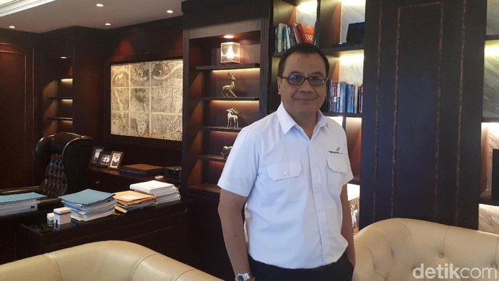 Direktur Utama PT Angkasa Pura I (Persero) Faik Fahmi/Foto: Ardan Adhi Chandra