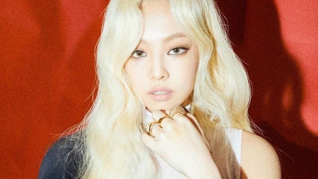 Jennie Blackpink Pertama Kali Berambut Pirang, Netizen Heboh