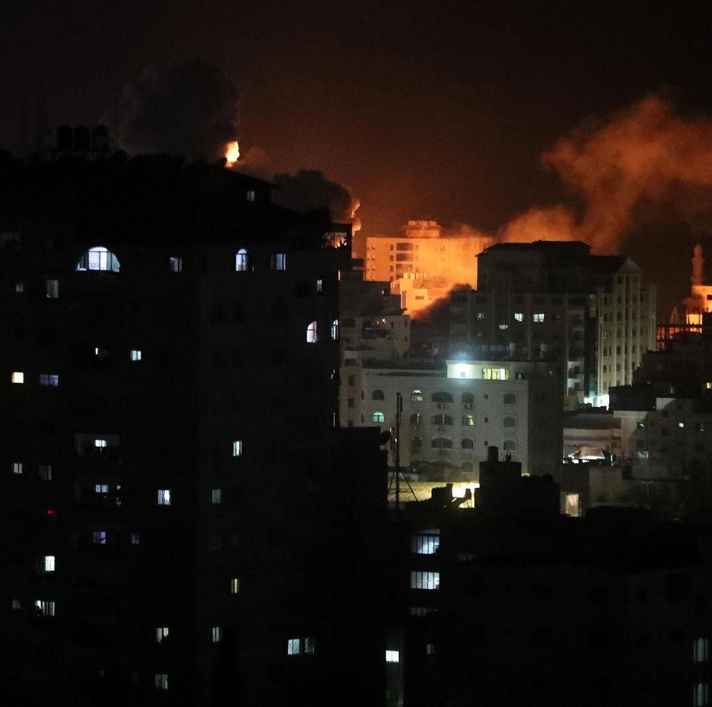 Perbatasan Memanas, Puluhan Tank Israel Bersiap Serbu Gaza