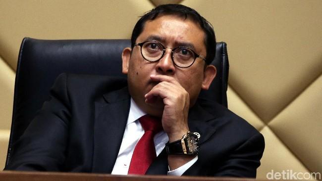 Wakil Ketua DPR Fadli Zon/Foto: Rengga Sancaya