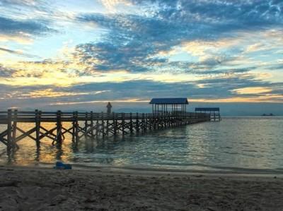 Foto: Menyepi Sejenak ke Pulau Cangke