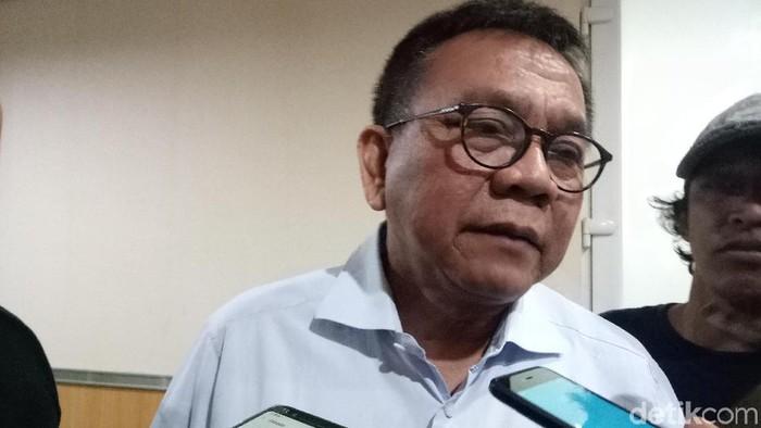 Wakil Ketua DPRD DKI Jakarta M Taufik.
