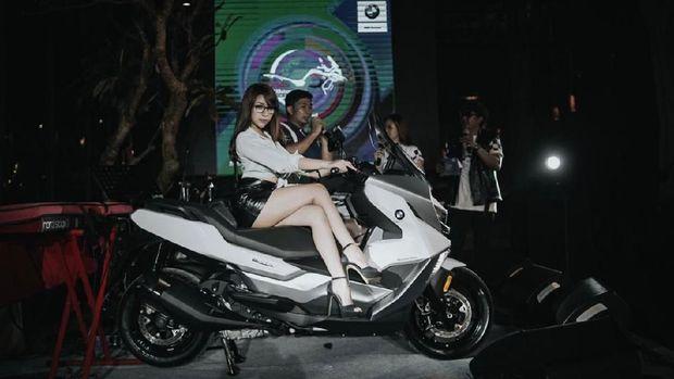 BMW Motorrad C 400 X