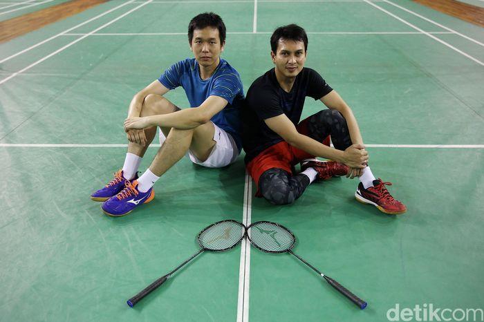 Hendra (34 tahun) dan Ahsan (31 tahun) membuktikan belum habis di persaingan bulutangkis dunia.