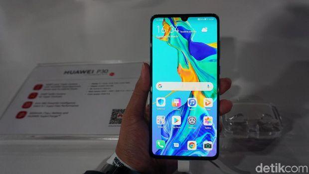 Spesifikasi Huawei P30 dan P30 Pro, Ini Bedanya