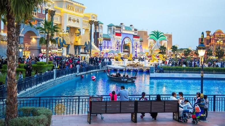 Foto: Wisata musim semi di Dubai (dok istimewa)