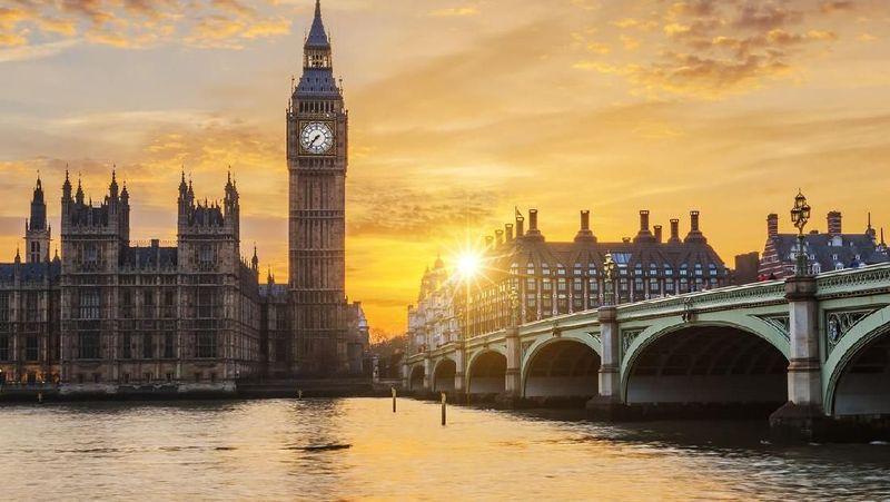 London menjadi kota paling populer di Instagram. Ada di urutan pertama, liburan ke sini jangan lupa main ke Big Ben dan kastil kerajaannya ya! (iStock)