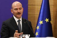Menteri Dalam Negeri (Mendagri) Turki, Suleyman Soylu
