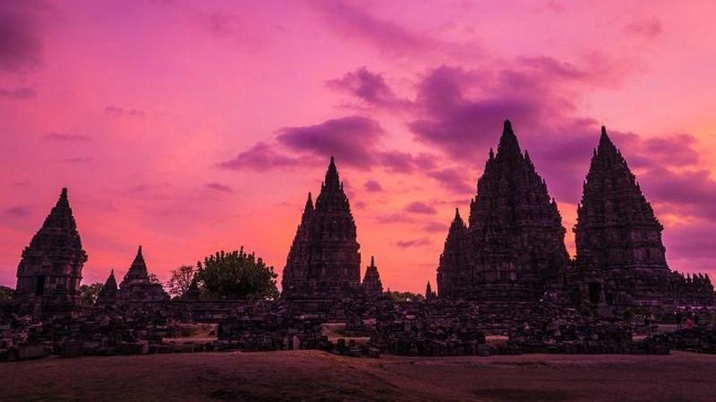 Borobudur dan Prambanan Bisa Jadi Venue Konser Terbaik Dunia